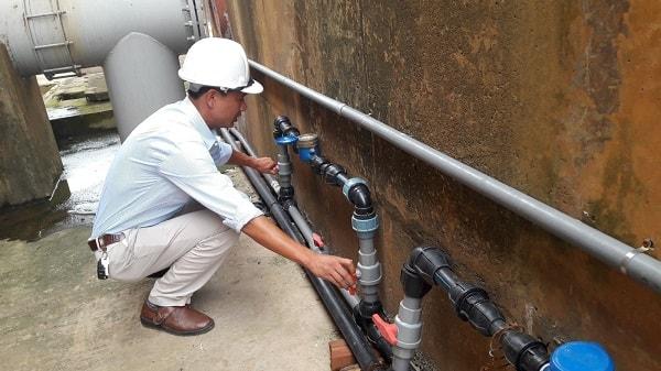 sửa chữa đường ống nước