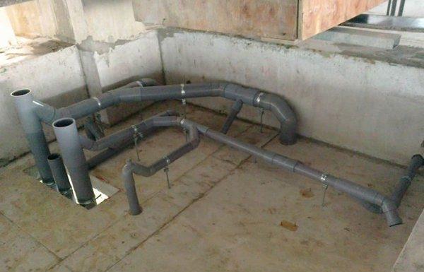 Thông tắc cống nước thải của công ty vệ sinh môi trường Thành Long