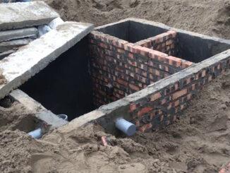 Cách xây bể phốt 3 ngăn